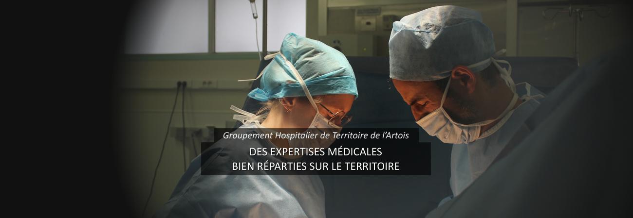 Des expertises médicales bien réparties sur le (...)